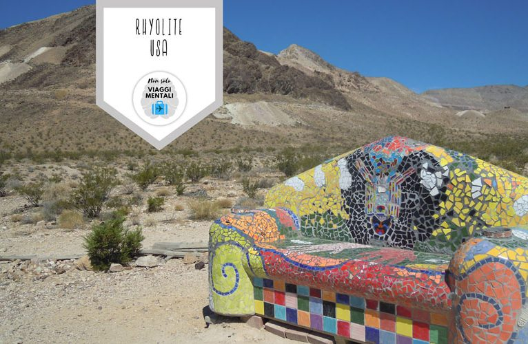 Un divano nel deserto