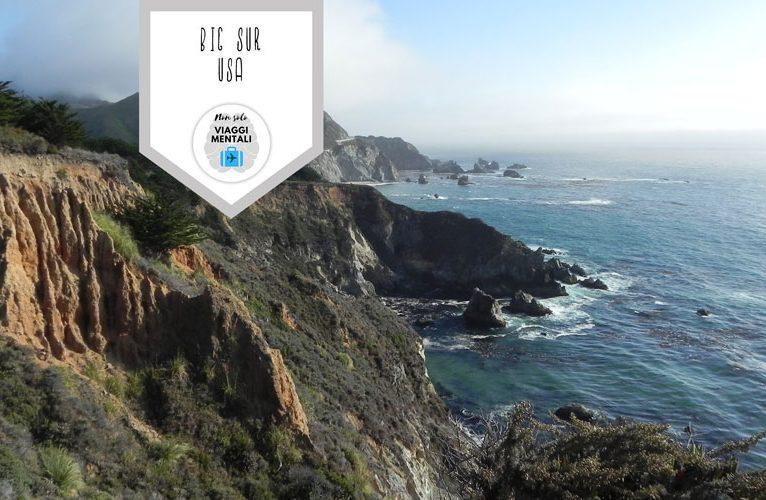Big Sur, il sogno californiano