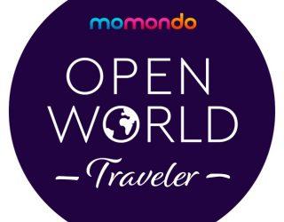 Sono diventata Open World Traveler Momondo!